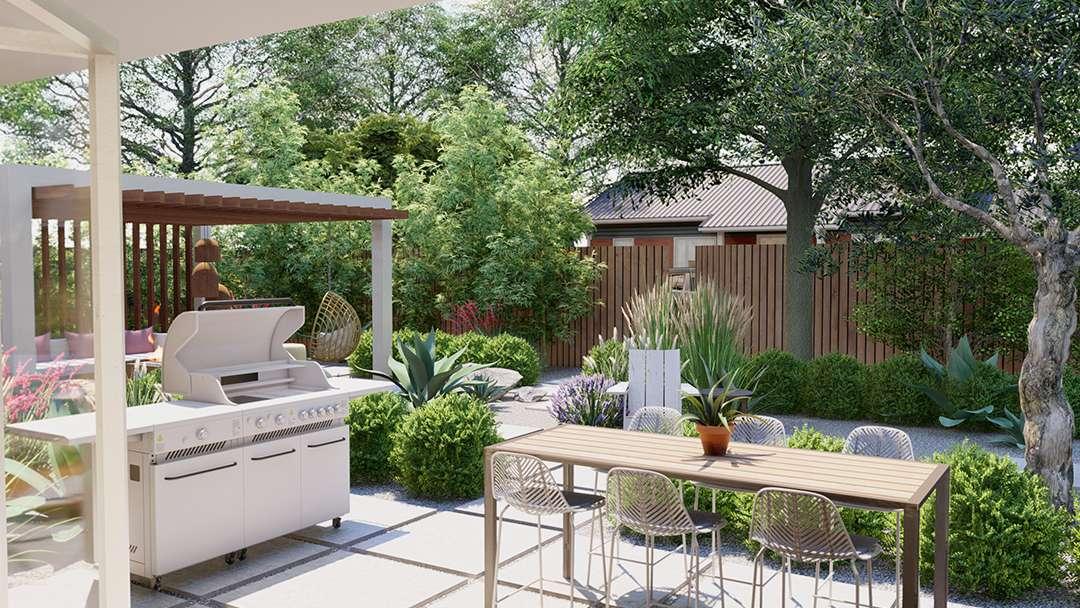 Home-Outside-landscape-design-western-texas-3D-Views-dining-terrace
