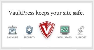 VaultPress(有料)|Jetpack for WordPress