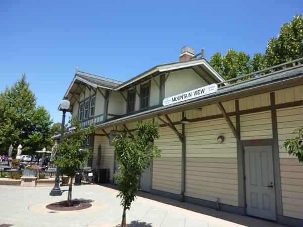 Mountain View駅