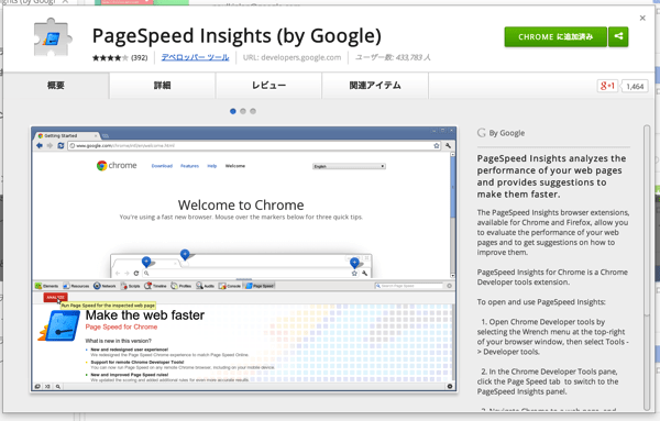 PageSpeed Insights (by Google)