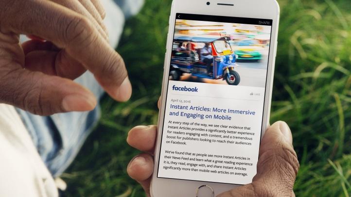 【F8】Facebookアプリ内でブログ記事が閲覧できる「Instant Articles」が一般公開された!