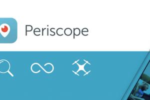 Twitter向けライブ動画配信サービスPeriscopeで配信動画を永久保存が可能になった!