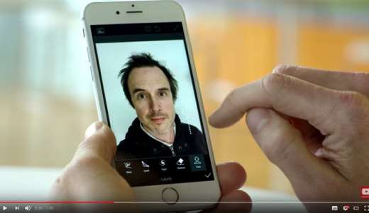 Adobeが公開したAdobe Sensei(人工知能)を使った写真加工アプリのコンセプト動画がヤバすぎる!