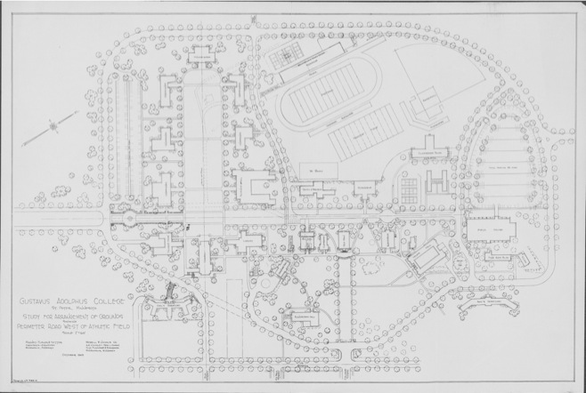 Campus Layout