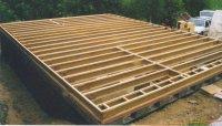 Timber Frame Floor Construction - Frame Design & Reviews