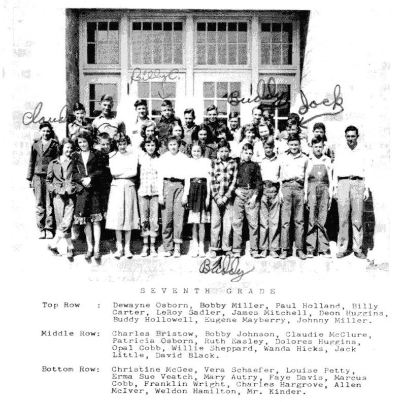 qulin butler co missouri school 1949 year books
