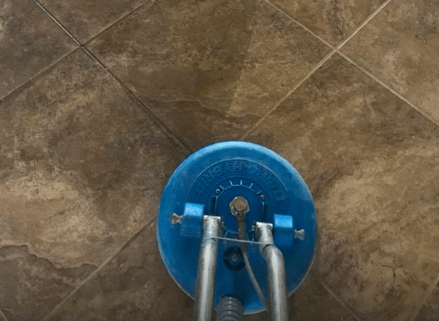 tile and grout cleaning and sealing