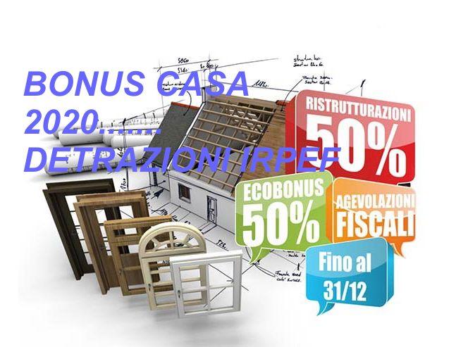 Bonusa Casa 2020