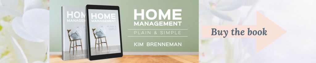 Home Management Plain and Simple book image