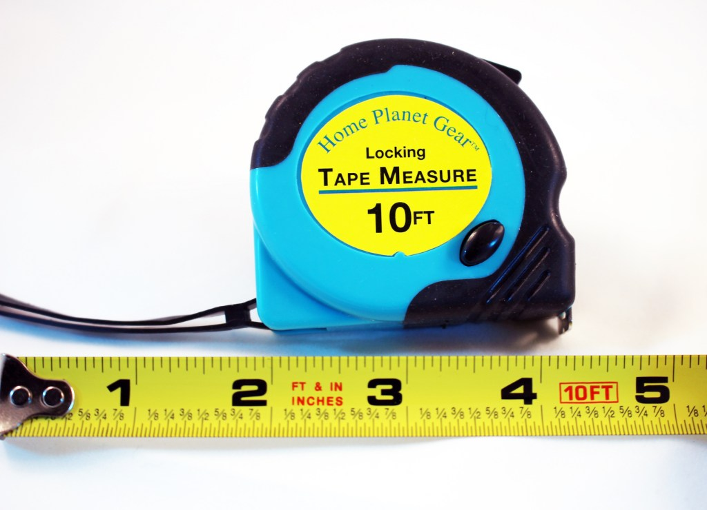 Tape measure with tape