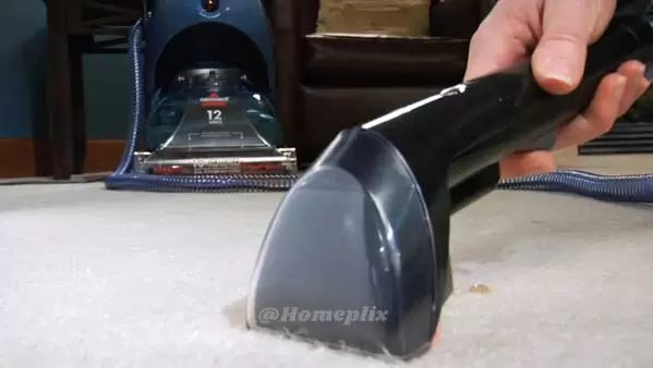 how-to-use-bissell-proheat-pet-upright-deep-cleaner-dial