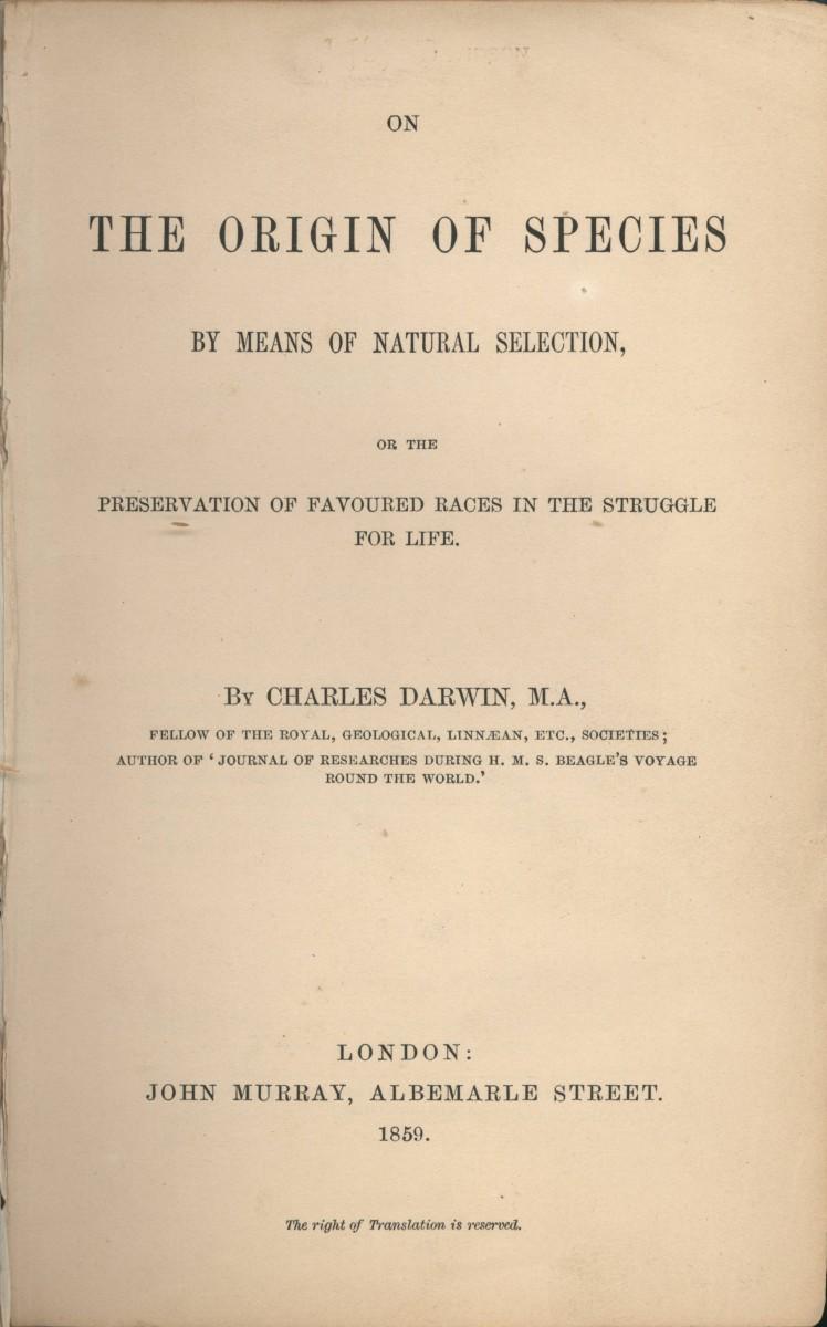 進化論的導火線:英國博物學家暨生物學家查爾斯‧達爾文(Charles Darwin) | 家+藝術