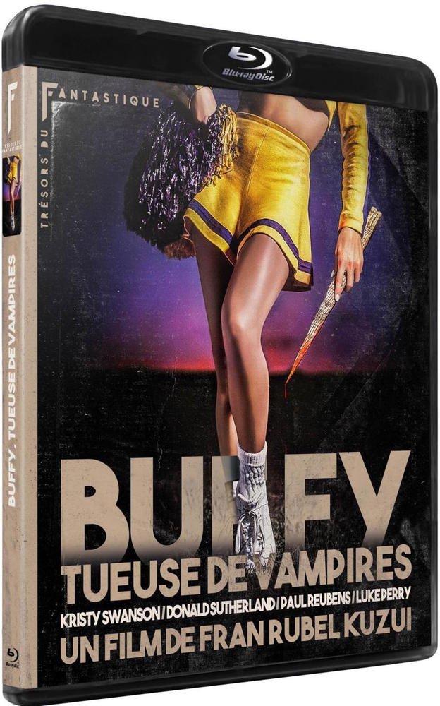 Buffy, Tueuse De Vampires Distribution : buffy,, tueuse, vampires, distribution, Blu-ray, Buffy,, Tueuse, Vampires, Réalisé, Rubel, Kuzui, Homepopcorn.fr
