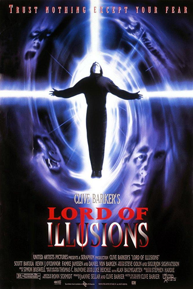 Les Maîtres De L'illusion Avis : maîtres, l'illusion, Blu-ray, Maître, Illusions, (Lord, Illusions),, Réalisé, Clive, Barker, Homepopcorn.fr