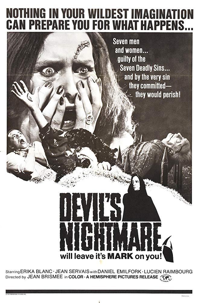 La Marque Du Diable Film : marque, diable, Blu-ray, Service, diable,, Ralis, Brisme, Homepopcorn.fr