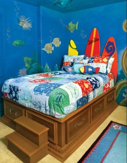 Paint ideas for girls bedroom
