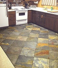 Six Options of Kitchen Floor Tile Patterns | Home Interiors