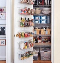 Kitchen Pantry Design Ideas for Neat and Cool Kitchen ...