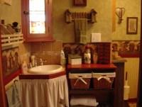 Primitive bathroom decor - Decorating style for bathroom ...