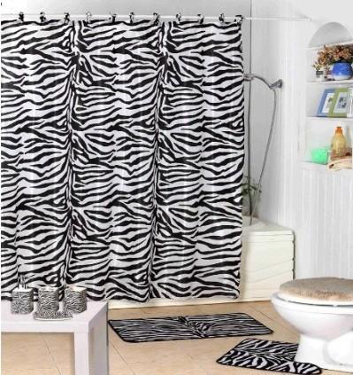 Zebra Bathroom Ideas Leantos Home Decorations