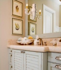 Beach Themed Bathroom Decor Ideas and Inspiration | Home ...