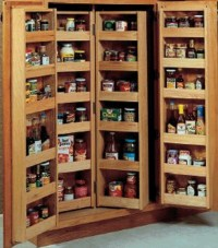 Folding Pantry Shelving Units | Home Interiors