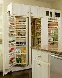 Pantry Shelving Units Rotation Style