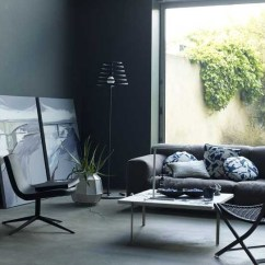 How To Make Sofa Covers Average Seat Depth Of A Black And Grey Living Room Ideas For Gorgeous Decor | Home ...