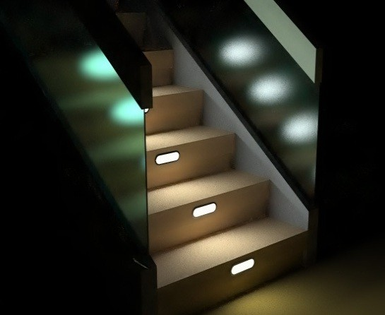 Stair Lighting Interior Show Up Your Stairway With Stair