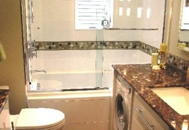 Small Bathroom Laundry Room Combo Home Design Ideas