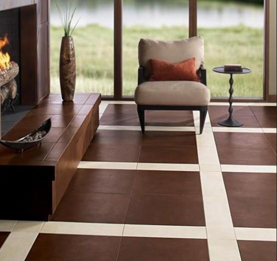Floor tile design pattern for modern house
