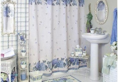 Patterns For Bathroom Window Curtains
