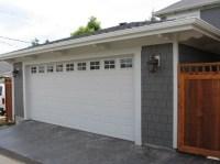 18 ft garage door with window on top | Home Interiors