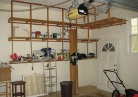 Garage Shelves Plans  Step by Step instructions to Create ...