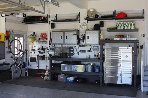Garage Organization Plans  Make Your Garage More Storage