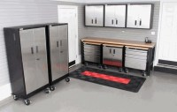 Metal Garage Storage Cabinets Offer The Durability and