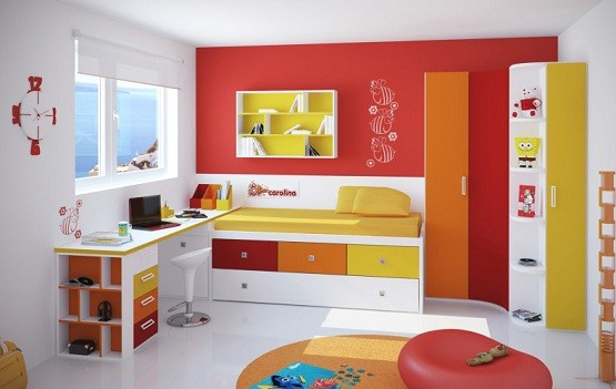 kids modern bedroom furniture, which one that will you choose