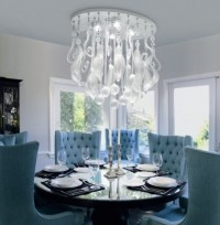 Dining Room Lighting Ideas and The Arrangement Tips