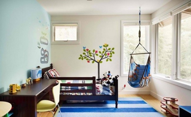 Unique And Stunning Kids Hanging Chairs For Bedrooms