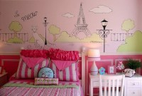 Gallery Wall Murals For Teenage Girl