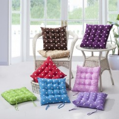 Dining Room Chair Pillows Small Club Chairs Cushions Styles And Shapes Home Interiors Stylish Colorful