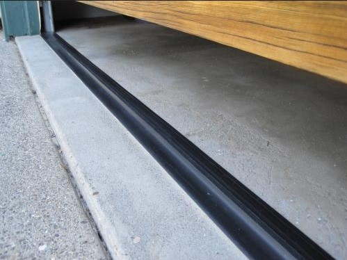 How to DIY Garage Door Weather Stripping  Home Interiors