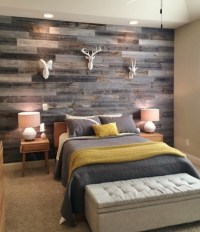 Reclaimed Wood Paneling As A Solution In Decorating Our
