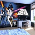Make kid s bedroom look awesome 187 wall murals star wars room decor