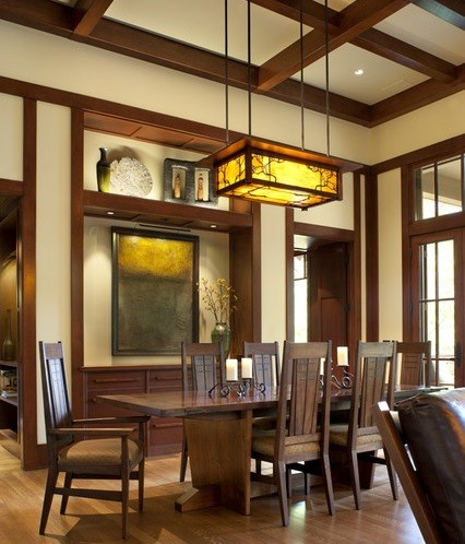 20 Craftsman Style Lighting Design Inspirations