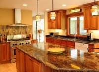 19+ Kitchen Lighting Designs, Decorating Ideas | Design Trends