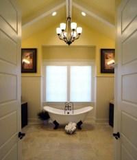 Rustic Bathroom Lighting Ideas | Home Interiors