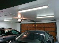 48-in LED garage lighting to brighten your garage | Home ...