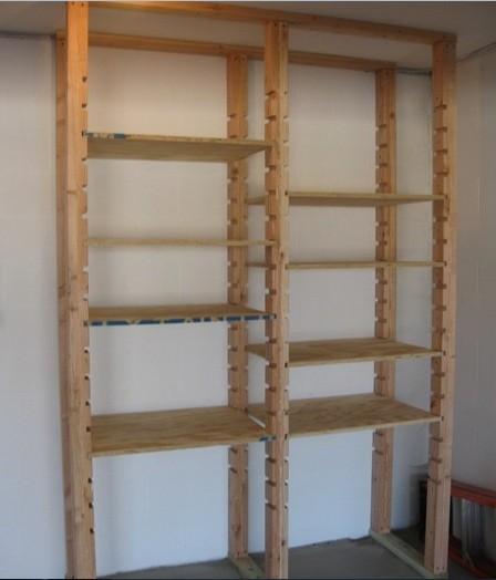 10 DIY Garage Shelves Ideas To Maximize Garage Storage
