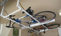 Bike Rack for Garage: Get It to Saving Space | Home Interiors